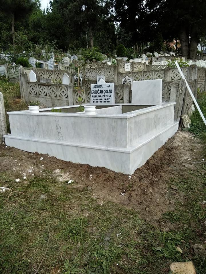 Çiftli Mezar Mezar Montajı