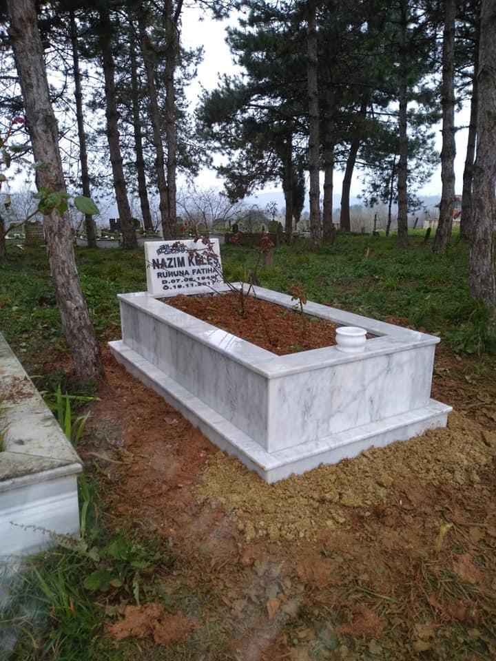 Mermer Mezar İmalatı 4