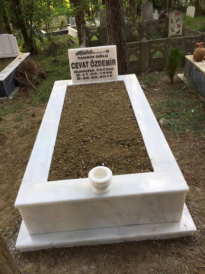 Mermer Mezar İmalatı 5