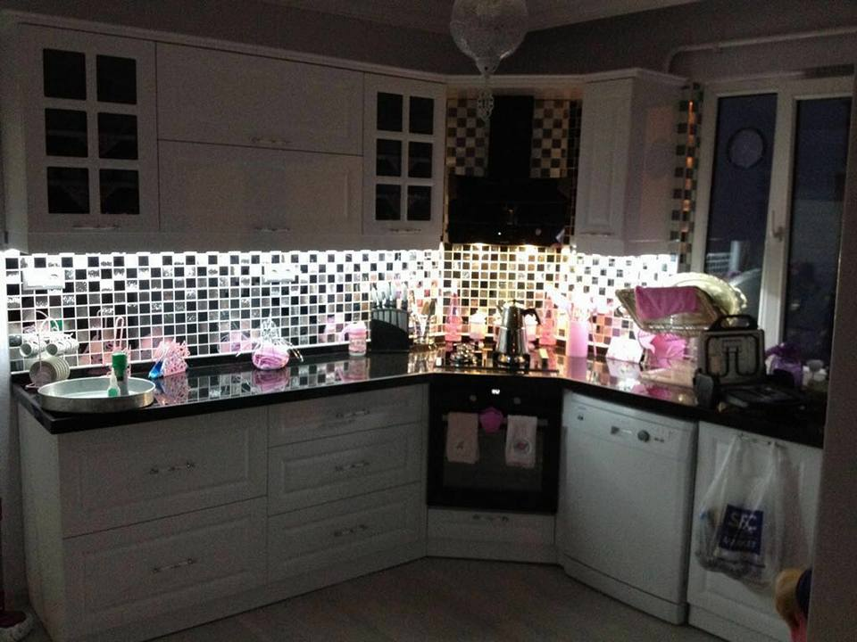 hazır mutfak tezgahı