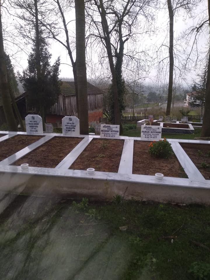 Toplu Mezar İmalatı