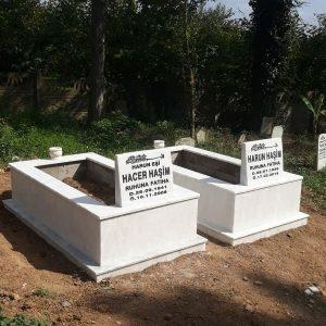 Muğla Mermer ile Mezar Yapımı